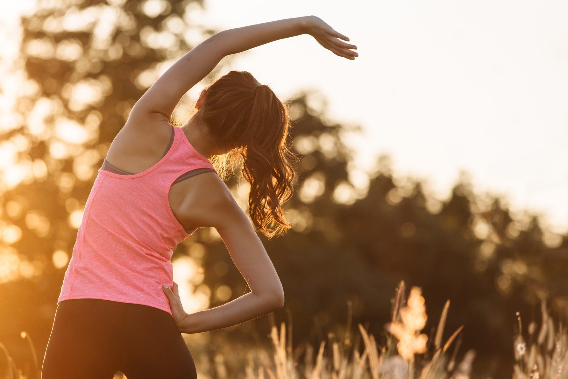 Zdravá fyzická aktivita pomáhá při snaze o dítě